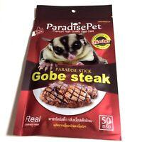 2 PCS. ParadisePet Sugar Glider Steak Gobe Stick Flavor (50g.)