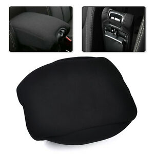 Center Console Armrest Cushion Pad Guard Cover fit for Jeep Wrangler 2011-2016