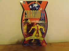 "X-Men ""Jubilee"" Generation X 6""in. with Roller Blades 1995 Marvel Comics!!!!!"