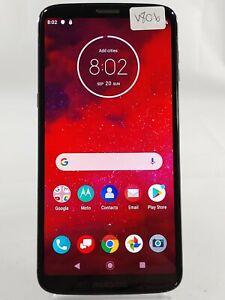 Motorola Moto Z3 XT1929-17 64GB Verizon AT&T GSM Unlocked Cell Phone Black V806