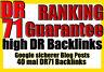 40 Seo Backlinks Linkaufbau Dofollow Manuell Suchmaschinenoptimierung mi Content