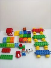 Lego Duplo Number Train Preschool Learn To Count 10558 Complete - No Box