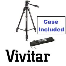 "Vivitar 62"" Pro Tripod with case For SAMSUNG WB100"