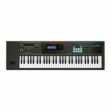 Roland Juno DS61 Lightweight Portable 61 Key Pro Sounds Synthesizer Keyboard