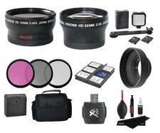 Camcorder Accessory Kit for Canon XA45 XA40 XA35 XA30 XA20 XA15 XA11 XA10