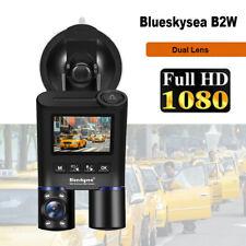 New listing Blueskysea B2W Dual Lens Front & Cabin Full Hd 1080P Night Vision Wi-Fi Dash Cam