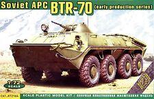 ACE 1/72 72164 Soviet APC BTR-70 (Early Production Seres)