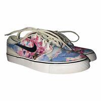 HTF Nike Zoom SB Stefan Janoski Cherry Blossom Sneakers 3.5Y