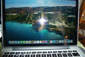 "Apple MacBook Pro 13"" 256GB SSD 8 GB Ram Retina - Late 2013"