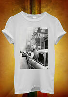 Llama Lama Car Vintage Cool Funny Men Women Unisex T Shirt Tank Top Vest 608