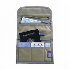 ESEE Tri-fold Passport Case with Multiple Pockets, Desert Tan