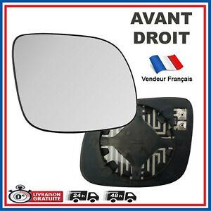 Glace de Rétroviseur Avant Droit Arosa 6H Ibiza 6K Leon 1M Toledo = 6N1857522C