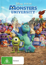 Monsters University  - DVD - NEW Region 4