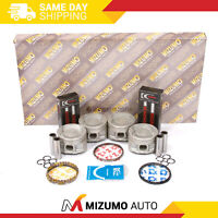 King Conrod Bearings suits Toyota 5S-FE Camry Celica CR4135AM STD