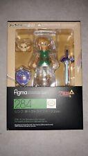 Legend Of Zelda: A Link Between Worlds Link Figma 284 Figure Authentic Japanese