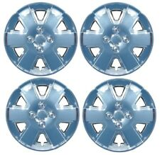 "2006-2011 Set Of 4 Ford FOCUS 15"" CHROME Wheelcover Hubcaps NEW"