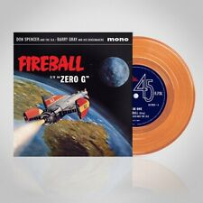 "FIREBALL XL5 – Barry Gray Don Spencer 7"" Coloured Vinyl NEW presale 18/12"