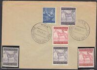 Austria 1943 Vienna Grand Prix Cover Plus Mint 6+4/12+88 J2092