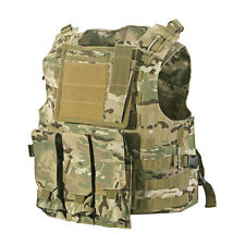 MOLLE Tactical Einsatzweste Taktische Weste Kampfmittelweste Modular Combat