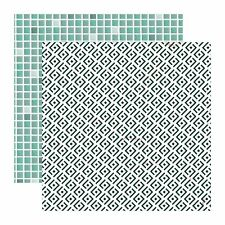 Kaisercraft - Lily & Moss Double-Sided Cardstock 12in x 12in - Tiles