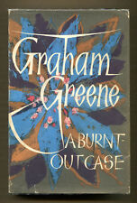 A BURNT-OUT CASE by Graham Greene - 1961 1st Edition in DJ