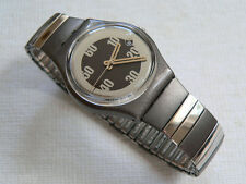 1999 Fall Winter Collection Swatch watch Flow Together GM407