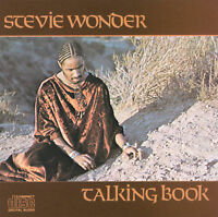 Wonder, Stevie : Talking Book CD