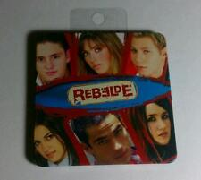 REBELDE Red Blue Ylw Photo Miguel Mia Giovanni Lupita Diego Roberta MAGNET As-Is