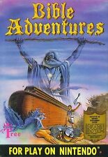 NES Nintendo Entertainment System BIBLE ADVENTURES Game Cartridge Only (1990)