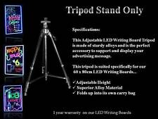 TRIPOD STAND ONLY FOR LED BLACKBOARD LED WRITING BOARD LIQUID CHALK MARKER BOARD
