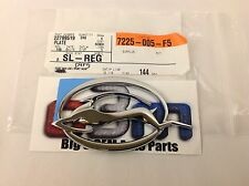 Chevrolet Impala LH Rear Quarter Panel Impala Chrome EMBLEM new OEM 22799519