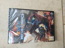 Mechs and Mercs: Black Talons (PC DVD) (New & Sealed) - (Free Postage)