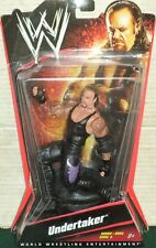 WWE WRESTLING FIGURE MATTEL SERIES 3 UNDERTAKER BOXED BRAND NEW