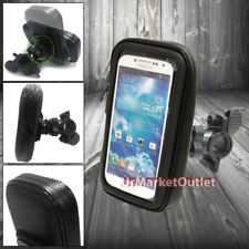 Waterproof Scooter Bicycle Bike Mount Phone Holder for Samsung Galaxy S4 Mini