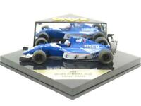 Onyx Diecast 201 Ligier Renault JS39 Olivier Panis 1 43 Scale Boxed