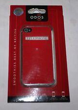 QDOS HardShell  TELEPHONE BOX  Case for iPhone 4 / 4S  - UK   ***NEW***