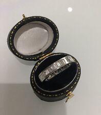 PLATINUM 2ct DIAMOND ETERNITY RING