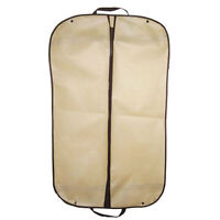 Home Suit Dress Coat Garment Storage Travel Carrier Cover Hanger Protector New.