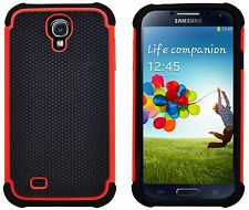 GizzmoHeaven Samsung Galaxy S4 Shock Proof Phone Case Heavy Duty Hard Stylish -