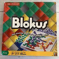 Mattel Blokus Strategy Tile Boardgame Family Educational Complete
