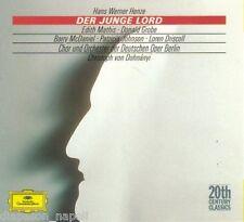 Henze: Der Junge Lord / Dohnányi, Mathis, Otto, Hoppe - CD Deutsche Grammophon