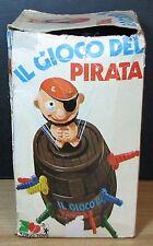 IL GIOCO DEL PIRATA - SEBINO TOYS - 1976 VINTAGE GAME