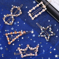 Crystal Elegant Pearl Hair Clip Metal Barrette Korean Hairpin Barrette Headdress