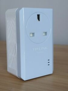 TP-Link TL-PA451 SINGLE POWERLINE ADAPTER  AV500 Pass Through Ethernet Extender