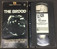 The Brood HORROR VHS David Cronenberg