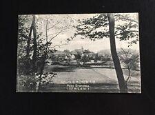 Postkarte Neunkirchen i./O. Post Brandau