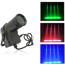 RGBW 15W LED Stage Lighting Spin Pinspot Light Beam Spotlight Party DJ DISCO DMX