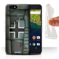 Étuis, housses et coques verts en silicone, caoutchouc, gel pour téléphone mobile et assistant personnel (PDA) Huawei