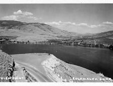 Photo. 1949-51.  Kalamalka Lake, BC Canada. View Point