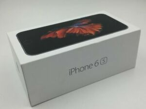 Apple iPhone 6S 16GB SPACE GREY BOXED Unlocked Smartphone + ACCESSORIES